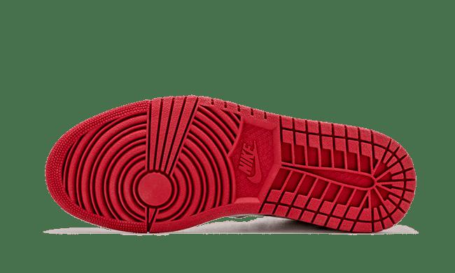 Air Jordan 1 Swooshless Patent Sample