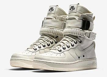 Nike WMNS SFAF1 Sail White