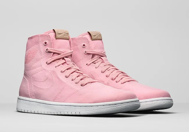 Air Jordan 1 Decon Pink 867338-620