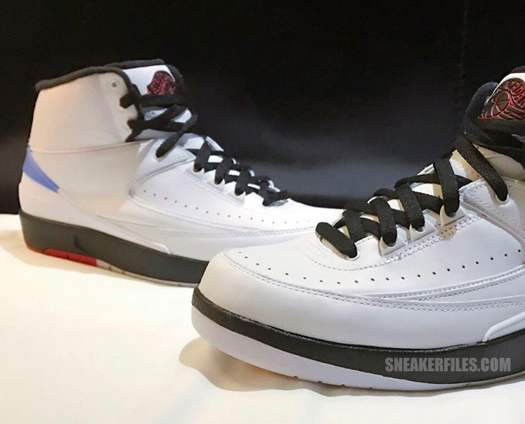 Air Jordan 2 Alumni UNC