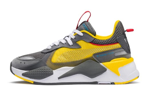 762d4fc7b8ba11 Hasbro Puma RS-X Transformers Bumblebee Release Date