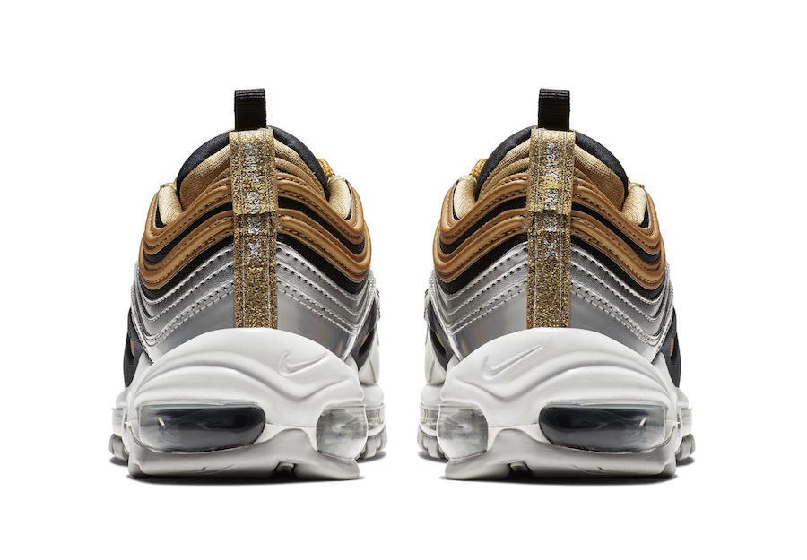 Nike Air Max 97 Metallic Gold Pack AQ4137 001 AQ4137 700