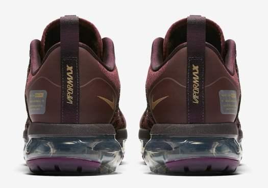 Nike Air VaporMax Utility Burgundy Crush AQ8811-600
