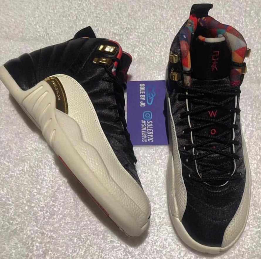 timeless design 3c288 048e0 Air Jordan 12 'Chinese New Year' Releasing in Men's and ...