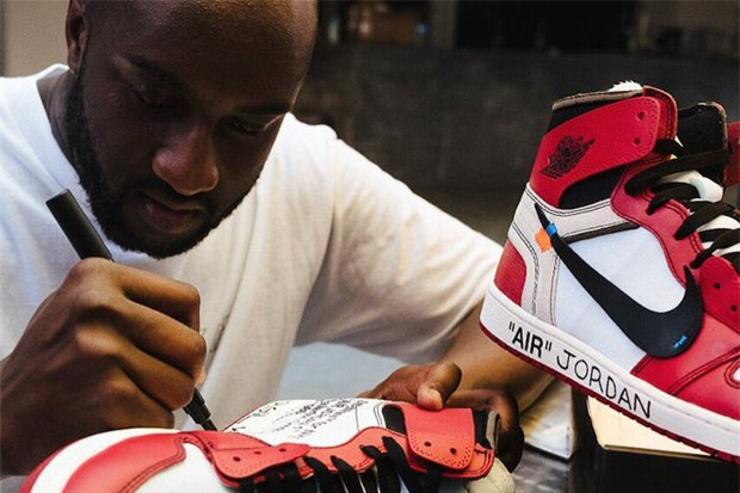 Virgil Abloh Off White The Ten Ending Sneakerfiles