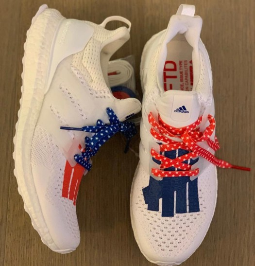 Undefeated adidas Ultra Boost 2019 Release Date