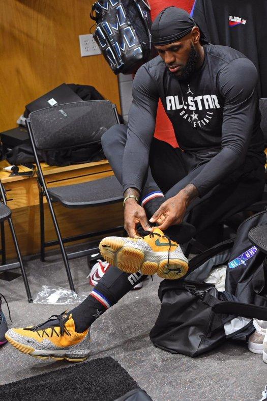 b3fc8e877eb LeBron James Nike LeBron 16 Low Safari. Best Sellers Shoes