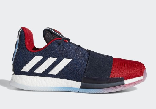 adidas Harden Vol. 3 G54024 Release Date