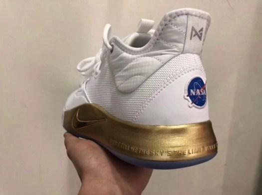 Nike PG 3 NASA Apollo Missions CI2666-100 Release Date