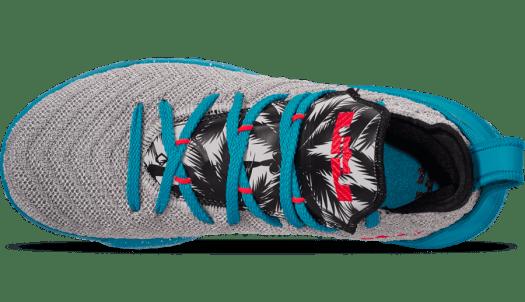 Nike LeBron 16 Kids Palm Trees AQ2465-076 Release Info