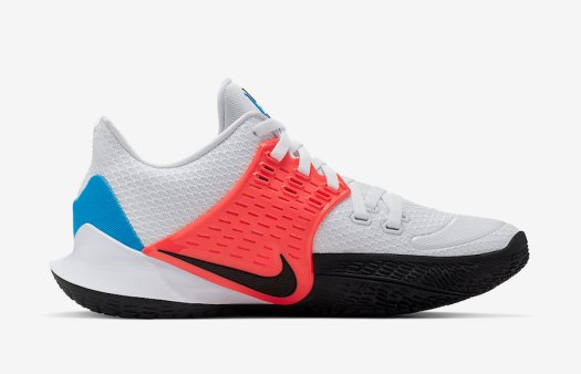 Nike Kyrie Low 2 Blue Hero Crimson AV6337-100 Release Date Info