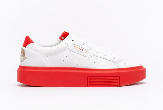 Fiorucci adidas Sleek Super EE4719 Release Date Info