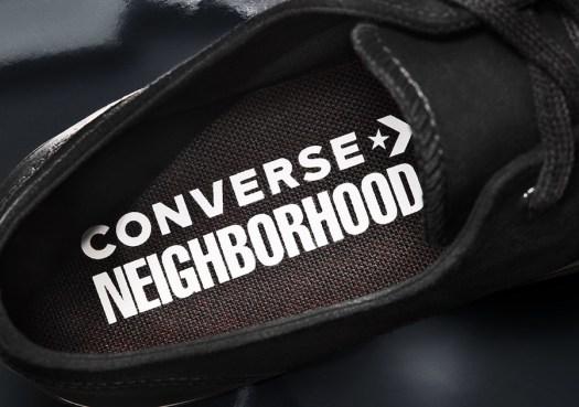 Neighborhood Converse Jack Purcell Black Release Date Info