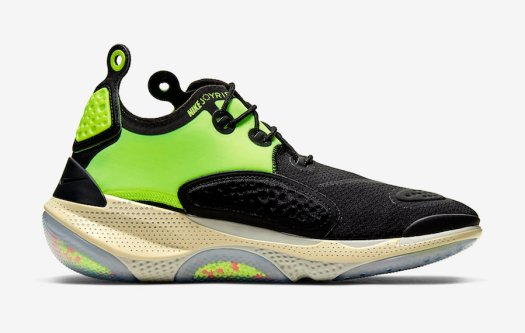 Nike Joyride NSW Setter Black Neon Green AT6395-002 Release Date Info