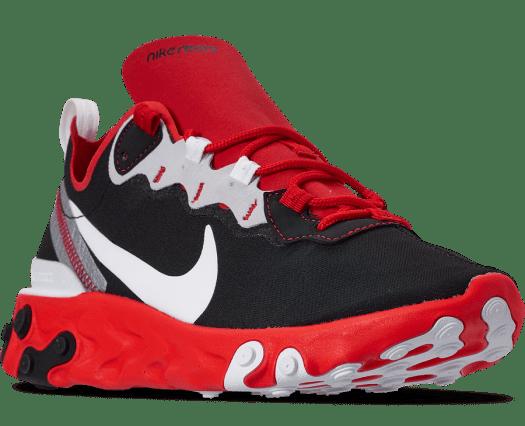 Nike React Element 55 Red Orbit Bright Crimson CQ9705-001 Release Date Info