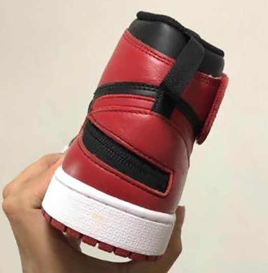 Air Jordan 1 High FlyEase Black Gym Red White CQ3835-001 Release Date Info