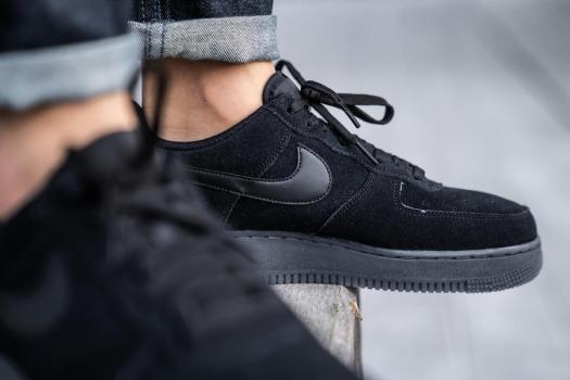 Nike Air Force 1 Low Black Anthracite BQ4329-002 Release Date Info