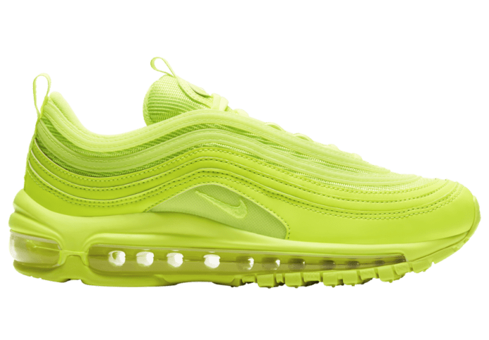 """Nike Air Max 97 sneakers """"All Volt"""" will be launching soon"""
