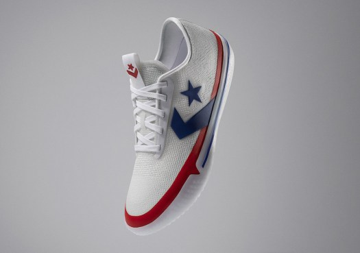 Converse All Star Pro BB Low White Red All-Star Release Date Info