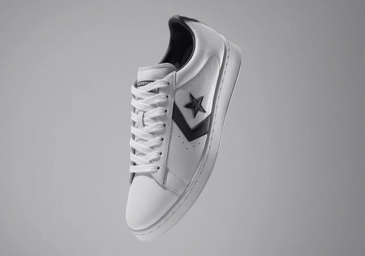 Converse Pro Leather Low White Black All-Star Release Date Info