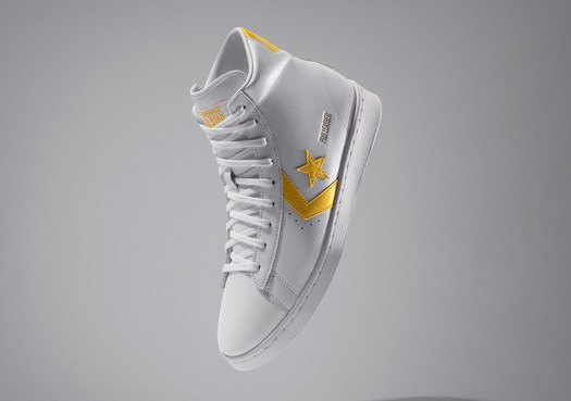 Converse Pro Leather White Yellow All-Star Release Date Info