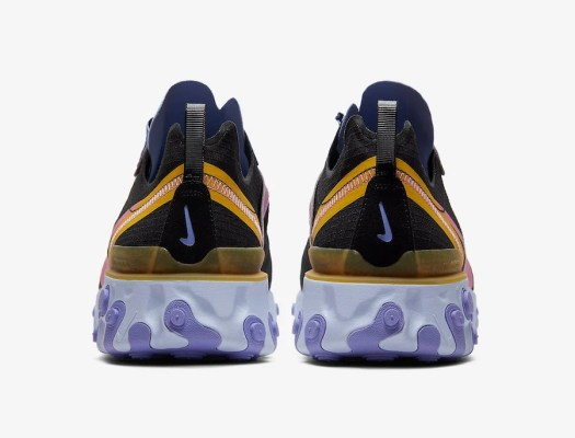 Nike React Element 55 ACG Light Thistle Pollen Rise Magic Flamingo CI9593-001 Release Date Info
