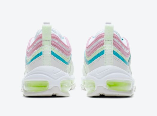Nike Air Max 97 Easter Pastels CW7017-100 Release Date Info
