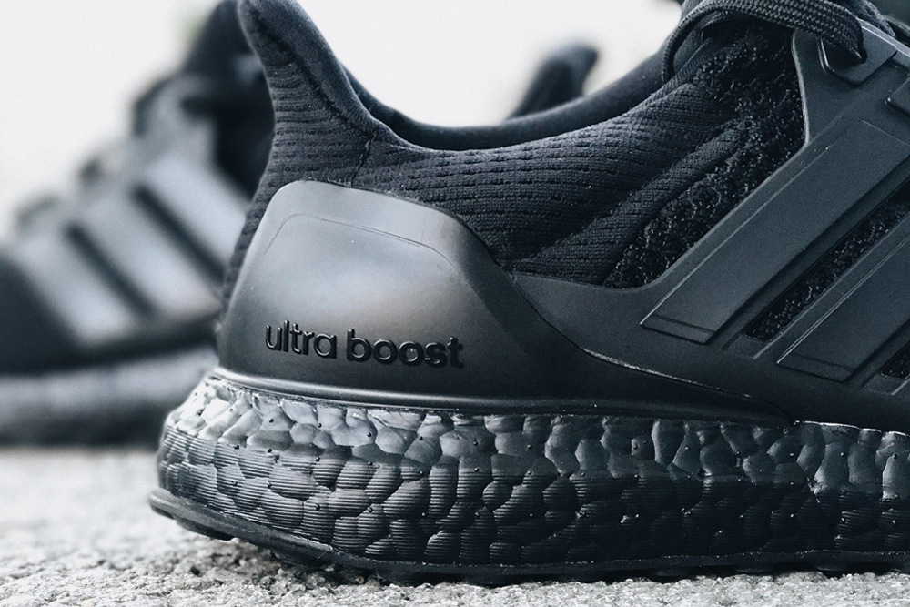 separation shoes 58f14 ae225 ... cheap new concept b6b43 2a4ef adidas ultra boost triple black 2 ab899  3fd6d