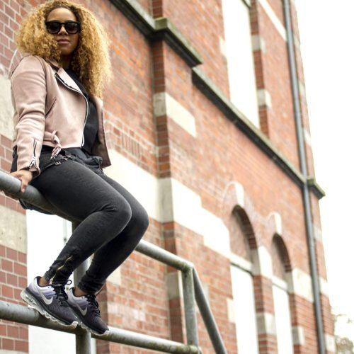Stephanie Nike Air Max 2017 Oreo