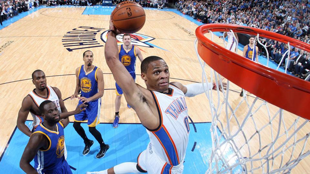 Why Not? Russell Westbrook For The Face Of Oklahoma City