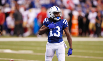 Colts T.Y. Hilton Throws Entire Offensive Line Under The Bus After Ugly Loss