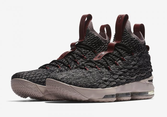 The Nike LeBron 15 Pride Of Ohio Will Be Releasing On November 18th!
