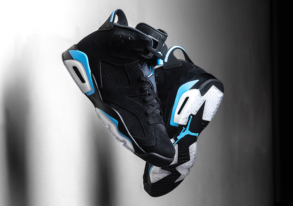 The Air Jordan 6 UNC Releases Tomorrow Will You Be Copping?