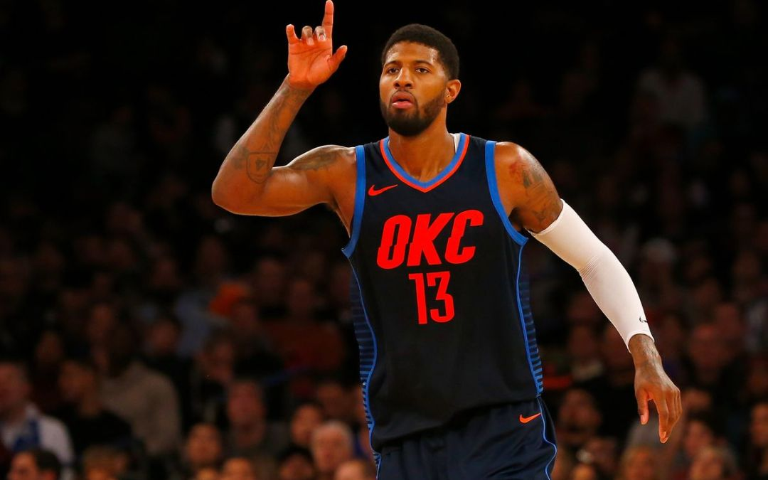 Paul George's Top Free Agency Destinations