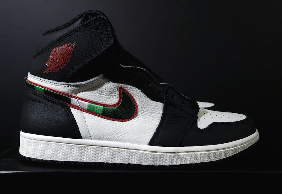 new style a5622 fa8b2 A Look At The Upcoming Air Jordan 1 A Star Is Born & Release ...