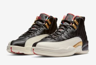 The Air Jordan 12 Chinese New Year Will Be Dropping In January!
