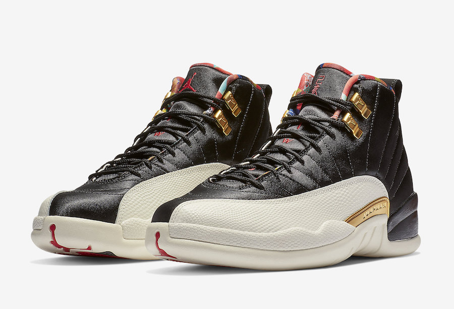 size 40 1cd65 0f9f5 The Air Jordan 12 Chinese New Year Will Be Dropping In January!
