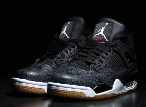 The Air Jordan 4 SE Laser Black & Gum Is Coming In January!