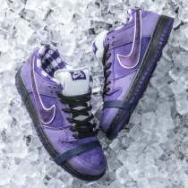 The Concepts x Nike SB Dunk Low Purple Lobster Has Three Release Dates!