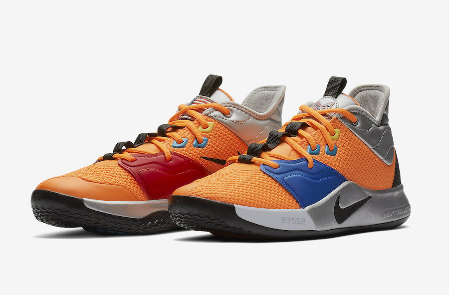 """Everything You Need To Know About The Nike PG3 """"NASA"""