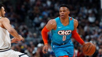 Westbrook's Late Heroics Help Oklahoma City Grind Out Victory Against Memphis (99-95)