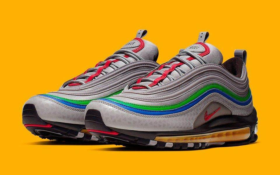 These Nintendo 64 Air Max 97s Are The