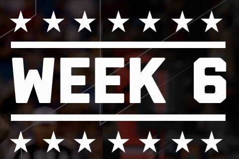 Sr Nfl Week 6 Preview And Predictions Sneakerreporter