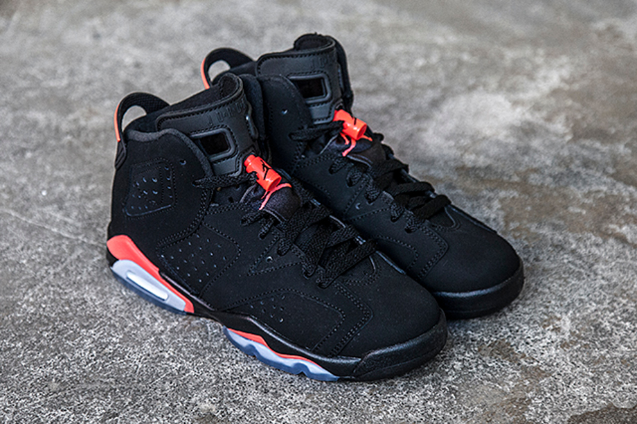 23 Retro Black Infrared 23 Infrared 6
