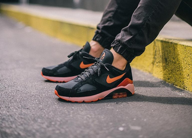 nike air max 180 fire and ice