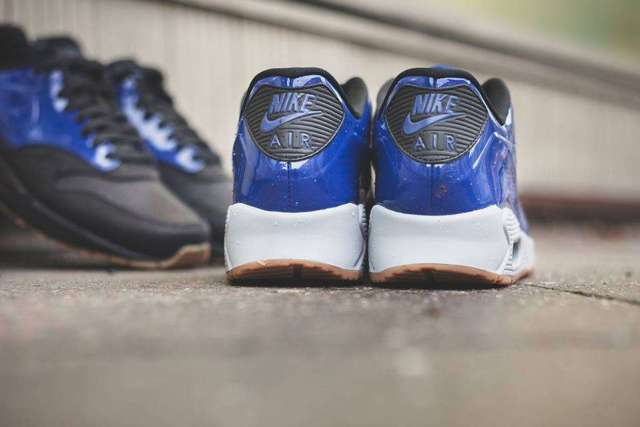 deep royal blue nike airmax 3
