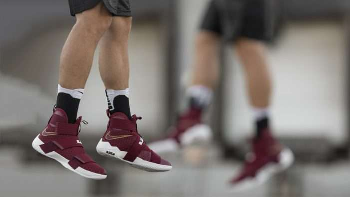 """NIKE LEBRON SOLDIER 10 """"CHRIST THE KING"""""""