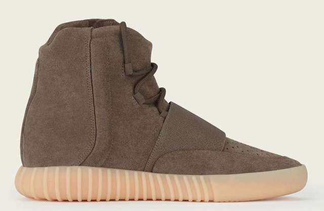 "Adidas Yeezy Boost 750 ""Light Brown"""