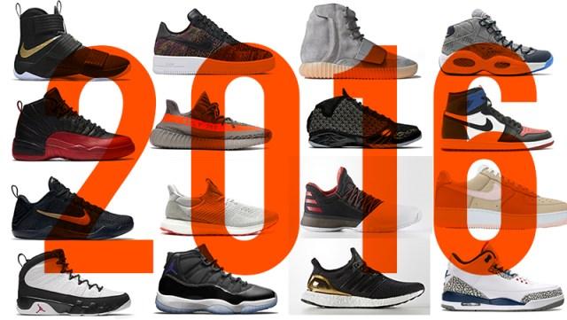 Sneaker Terbaik 2016