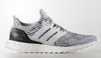"adidas Ultra Boost 3.0 ""Oreo"" Footwear White/Core Black"